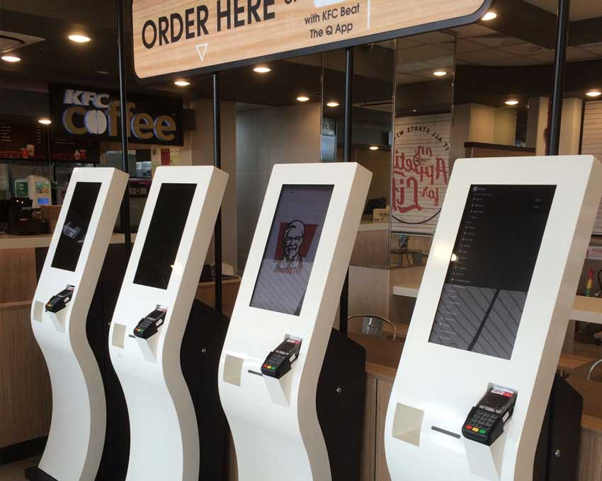 OrderPoint – Ordering & Payment Kiosk